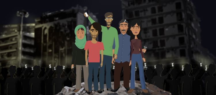 High School Students Help Syrians