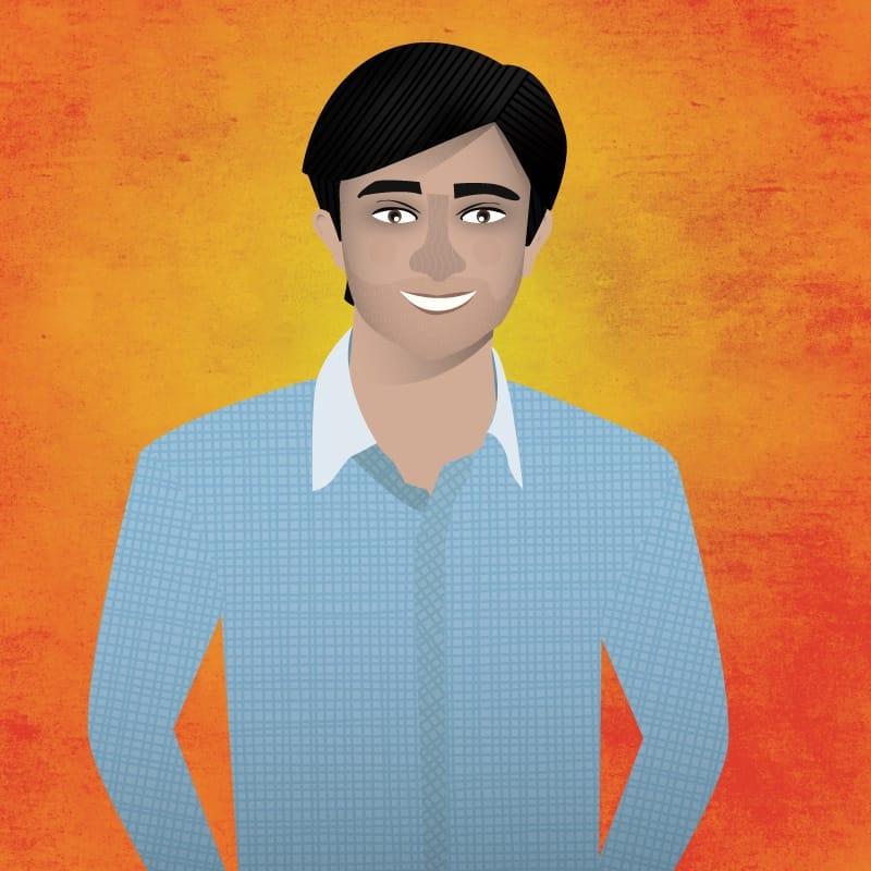 Illustration of Numan