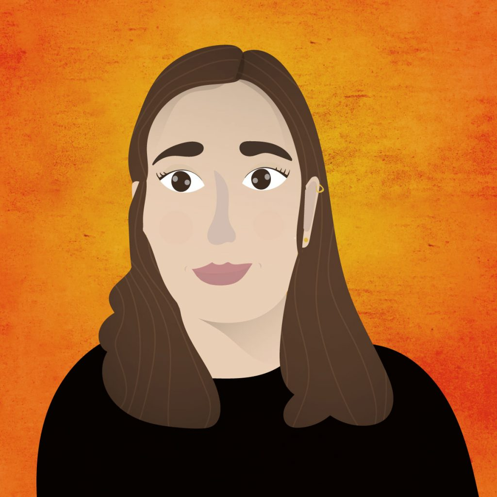 Illustration of Kamila